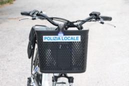 allestimento veicoli polizia locale -allestimento e BIKE comune civitanova regione marche - dettaglio luci supplementari - CELIANI ALLESTIMENTO VEICOLI SPECIALI