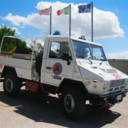 allestimento veicolo protezione civile cma antincendio - celiani allestimento veicoli