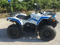 allestimento veicoli polizia locale -allestimento QUAD regione marche - CELIANI ALLESTIMENTO VEICOLI SPECIALI