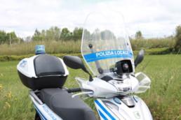 allestimento veicoli polizia locale -allestimento SCOOTER regione marche - CELIANI ALLESTIMENTO VEICOLI SPECIALI