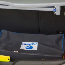allestimento-interno-top-Polizia-Locale-dettaglio-borse-kit-in-tessuto-celiani-allestimento-veicoli