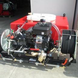 veicoli protezione civile_dettaglio modulo antincendio_ celiani allestimento veicoli- forniture